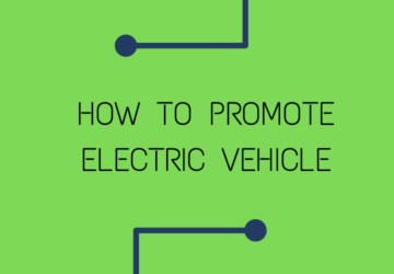 How to promote electric vehicle