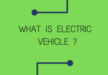 What is EV electric Vehicle?