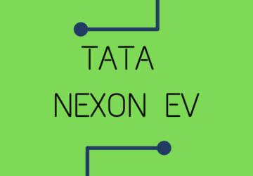 TATA Nexon EV Price, Range & details