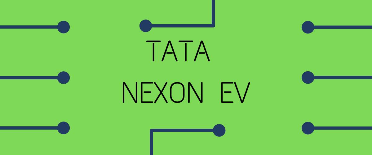 TATA NEXON EV