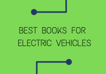Top 64: Best Books On Electric Vehicles