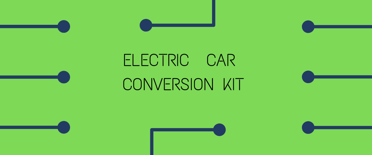 electric car conversion kit price in India