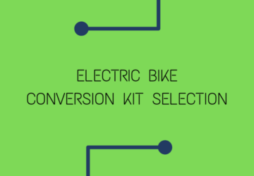 Electric Bike Conversion Kit Selection