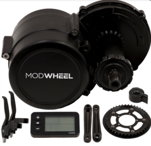 MId Drive Electric Bike Kit with Optional Battery