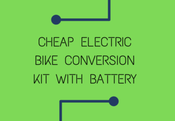 Top 5 : Best Cheap Electric Bike Conversion Kit With Battery 2021
