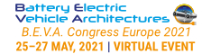 Battery Electric Vehicle Architectures Europe 2021