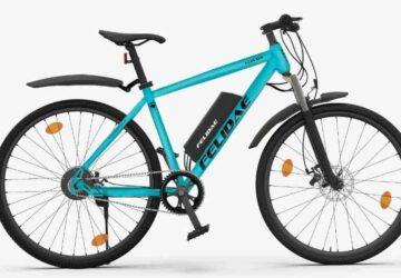 Felidae Maven Electric Bicycle | Affordable Electric Bicycle in India.