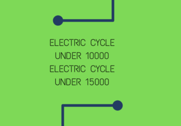 Electric Cycle Under 10000 | Electric Cycle Under 15000