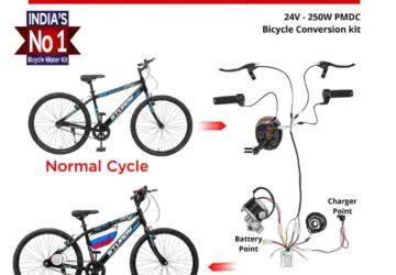 Geekay Electric Cycle Kit Price | Geekay Electric Cycle Kit With Battery Price | Geekay Hub Motor Kit Price